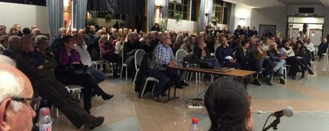 A Rueil-Malmaison, la contestation contre l'écoquartier prend de l'ampleur