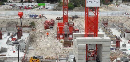 La vie mouvementée des chantiers